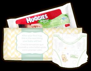 huggies sample