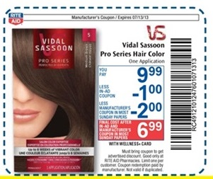This is a Rite Aid in-ad coupon.  It is considered a store coupon and can be combined with a manufacturer's coupon.