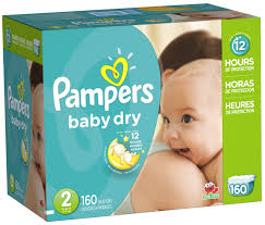 pampers big pack